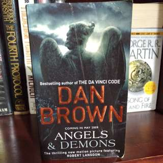 Angels & Demons Dan Brown