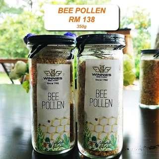 Winnie's Bee Farm 100% Authentic Raw & Frozen BEE POLLEN 350G