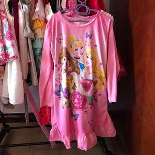 Princess sleep suit dress