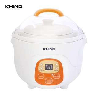 Khind porridge slow cooker