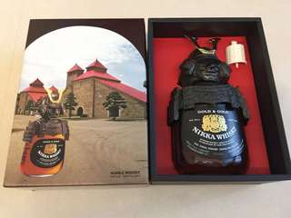 Nikka Whisky NGK 01