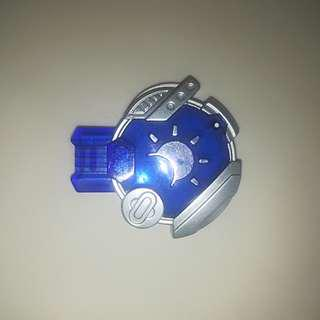 Crosswise Earth Cyber Planet Key (D9F2)