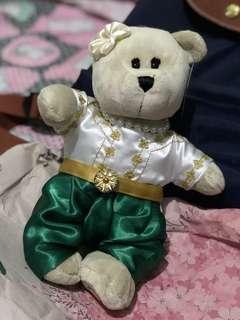 Starbucks Bearista Bear Cambodia