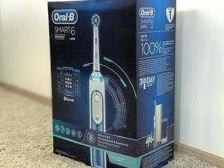 Oral-B 6000N 藍牙電動牙刷