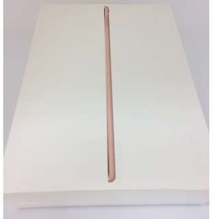 APPLE iPad Pro (9.7-inch) WI-FI 128GB ROSE GOLD | BRAND NEW W/ ORIGINAL 1 YR HK WARRANTY - MM192ZP/A