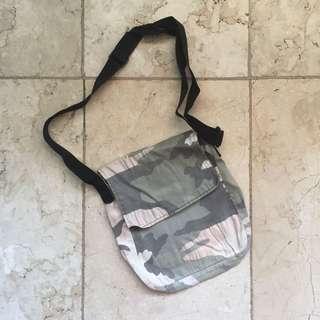 Camouflage Sling Bag