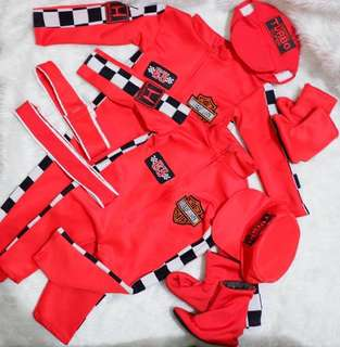 Racing Car Costume