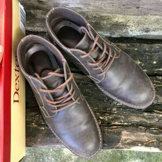 Dexter Brown Formal Shoes/Boots
