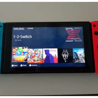Nintendo Switch Mod Jailbreak