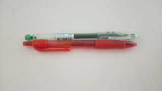 Red & Green Pen