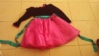Cocktail gown for kids