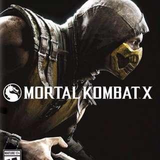 PS4 Mortal Kombat X Special Edition (Steelbook)