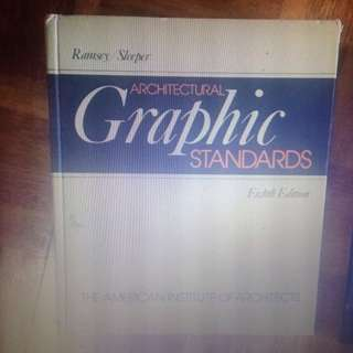 Architectural Graphic standard