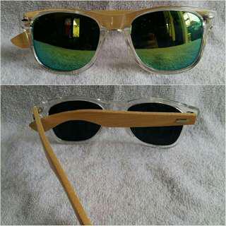 Kaca mata kayu 2
