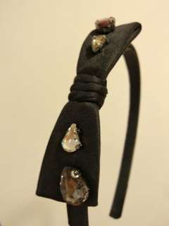 韓式蝴蝶頭箍