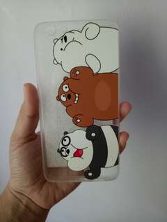Casing Oppo F1s - Three Bare Bears