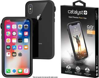 美國 Catalyst Impact Protection iPhone X Case