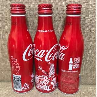 [全新] Coca Cola 可口可樂日本限定2018北東北紀念鋁樽可樂