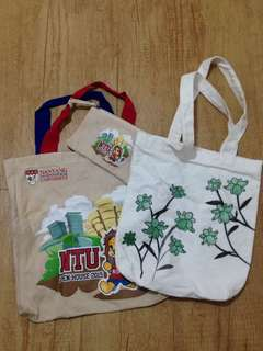 Tote bag takeall