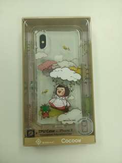 Cocoou chocolate rain iphone X case