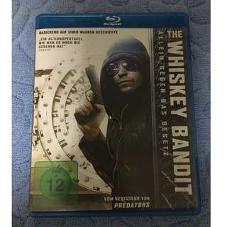 🚚 The Whiskey Bandit (Hungarian: A Viszkis) (2017) Blu-ray Disc Hungarian Action Film