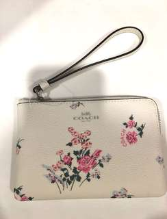 Authentic Coach Wristlet Spring collection