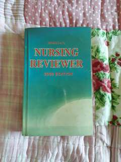 RMSIA's Nursing Reviewer 2009 Edition