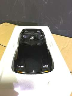 1/18 BMW Z1. Black. Minichamps