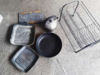 Cooking Appliances and Utensils Bundle