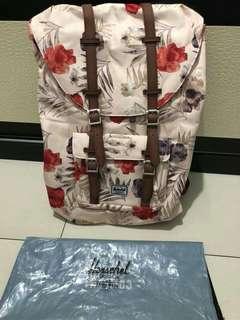 Printed Hershel bagpack