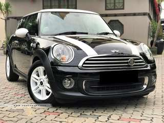 MINI ONE 1.6 AT 3DR ABS D/AIRBAG 2WD