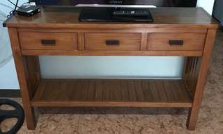 Sale!!! Php8500 TV Console Table