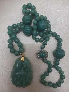 Rare Jade Necklace