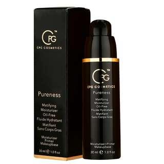 CPG Cosmetics Moisturizer + Primer MakeUp Base - 30ml