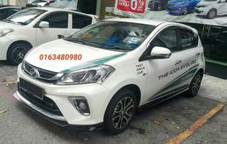 Perodua Myvi 1.5 Geap up package