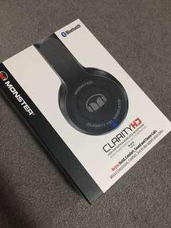 Monster Clarity HD Headphones
