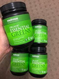 Melrose Essential Green Powder