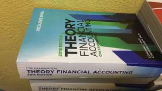 Theory of accounts