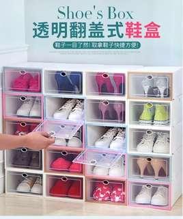 Transparents storage box