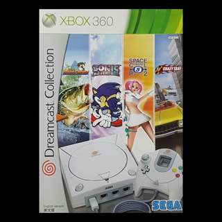 SEGA Dreamcast Collection Xbox 360 NTSC-J