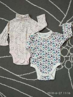 Old Navy Baby Rompers