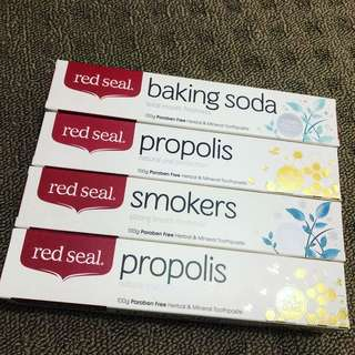 Red Seal Toothpaste 100g