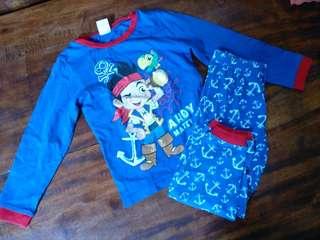 Disney Pajamas 4t