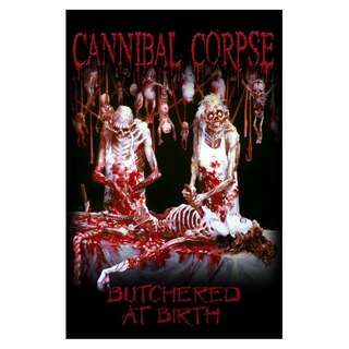 cannibal corpse posters