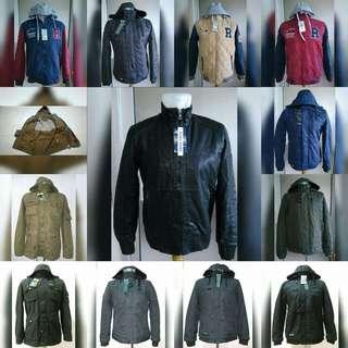 Jacket Branded