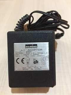 DIAMOND AC ADAPTOR - T41-5-500D-2