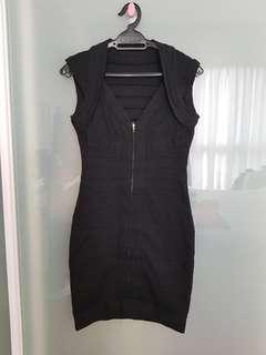 Herve Ledger Inspired Bodycon Dress