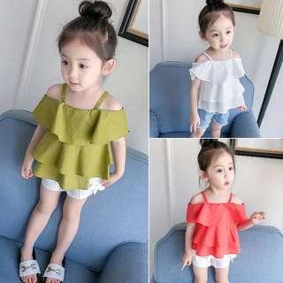 Little Princess Blouse - 4R1