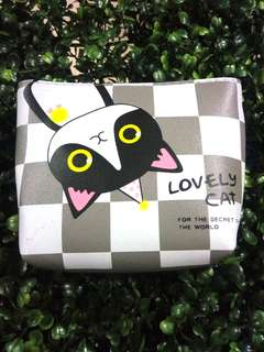 Cat Coin Purse (Brand New)