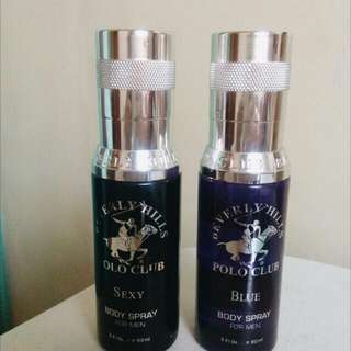 Polo Club Men's Fragrance Set